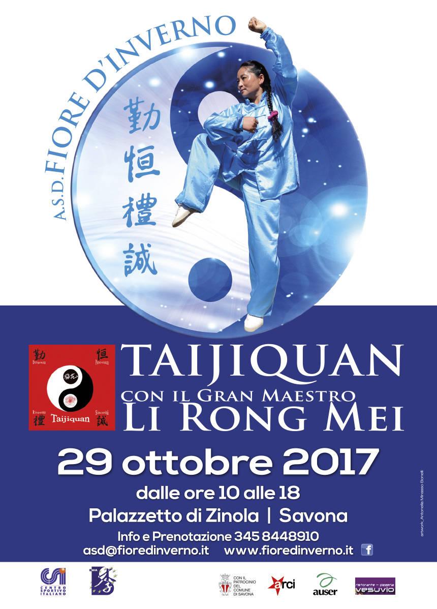 Stage Taijiquan Savona