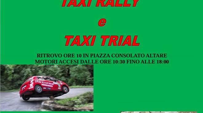 Taxi Rally e Taxi Trial Altare