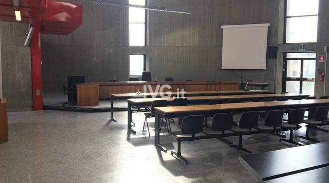 tribunale aula magna