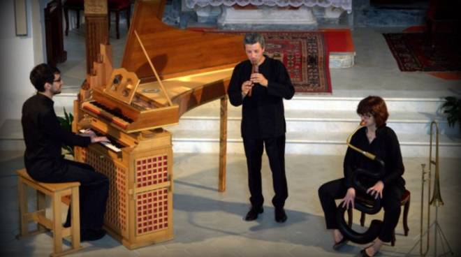 Trio Mousiké gruppi musicali