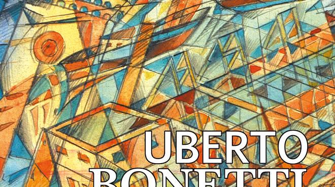 Uberto Bonetti, Aeroviste in Liguria anni '30
