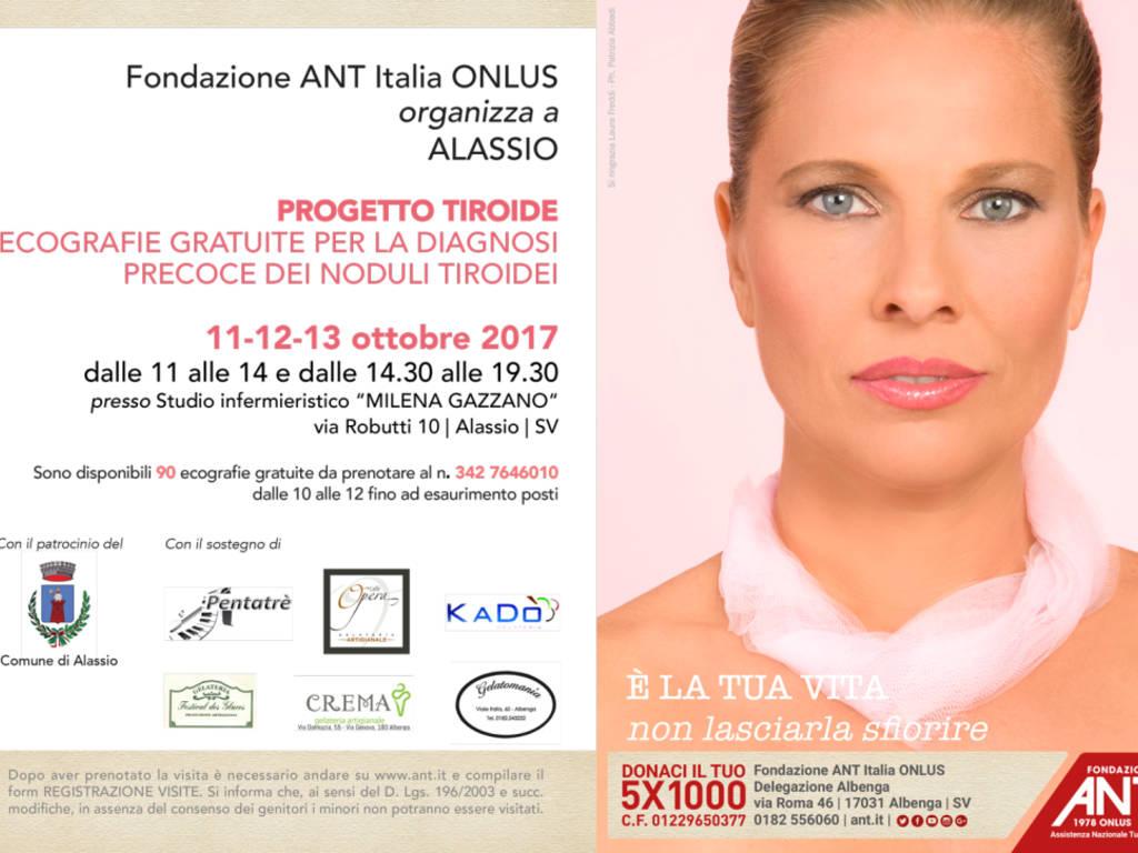 Progetto Tiroide Ant Albenga