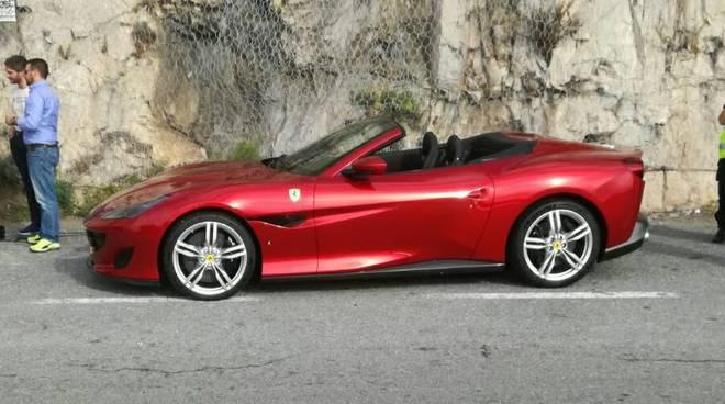 Ferrari Portofino Spot Noli