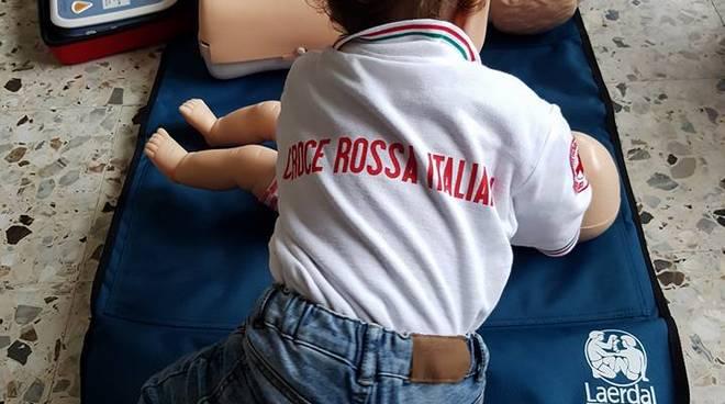 Croce Rossa Toirano Donazione