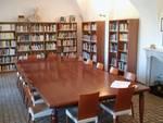 Sala Lettura Biblioteca Toirano