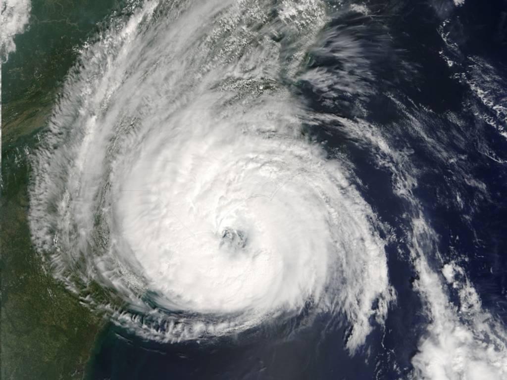 Uragano Ofelia Fondazione Cima