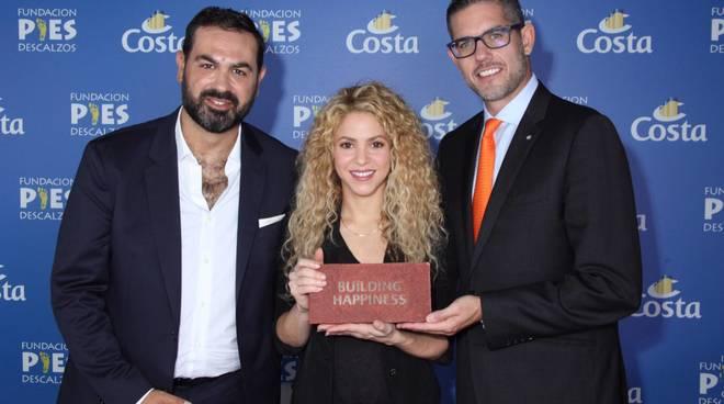 Shakira Costa Crociere