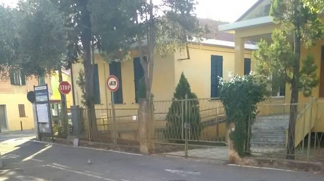Ingresso Scuole Molino Nuovo Andora