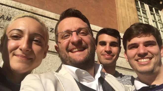 Matteo Venturino Marco Ghisolfo Gabriele De Simone Silvia Nunzi