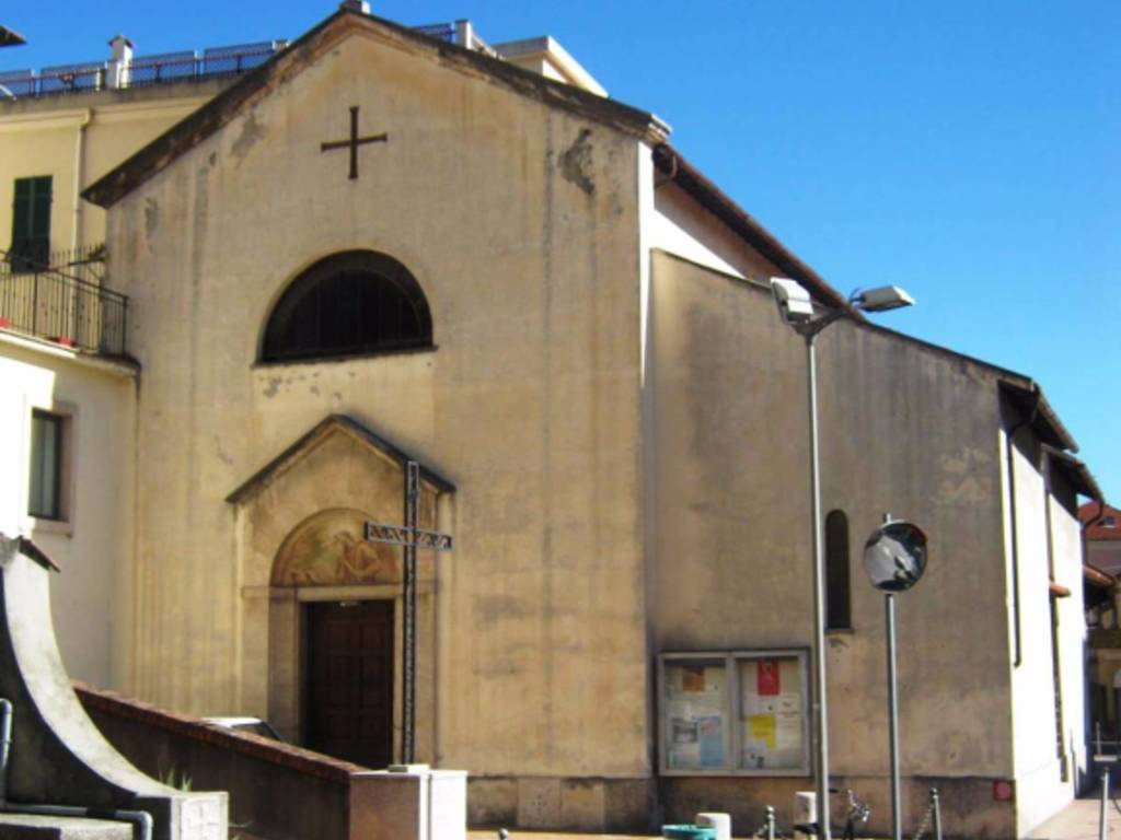 Chiesa Cappuccini Finale Ligure