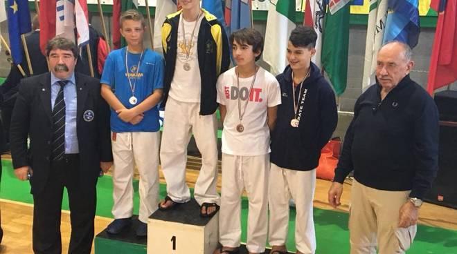 Wakam: un argento e un quinto posto al Trofeo Città di