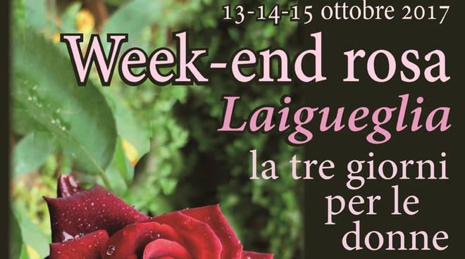 Week-End Rosa Laigueglia