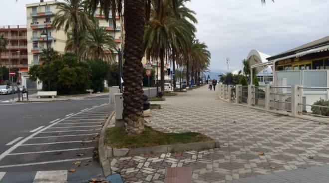 Zona mare Albenga servizio