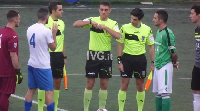 Albissola vs Rignanese
