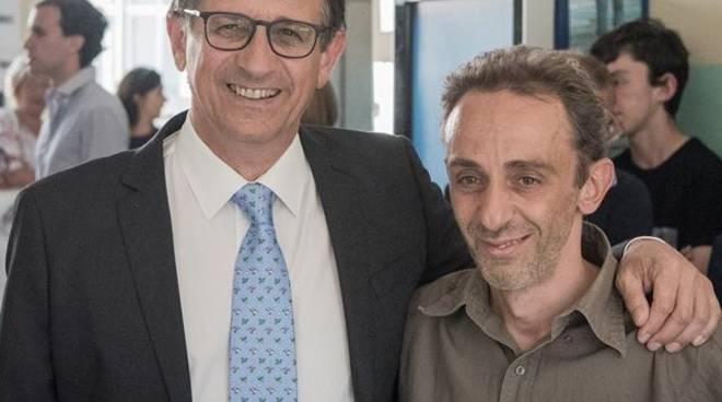 Assessore cairese Maurizio Briano