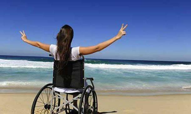 bandiera lilla turismo disabili