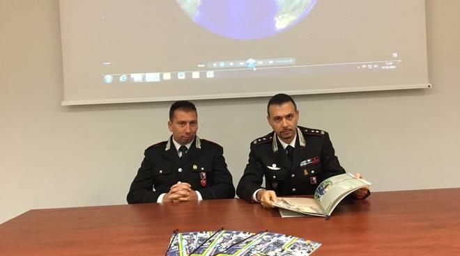 Calendario Carabinieri.Savona Presentato Il Nuovo Calendario Dell Arma Dei