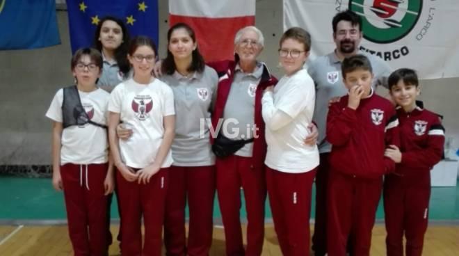 Interregionale 18 m Genova-  19/11 - Arcieri Granatiere
