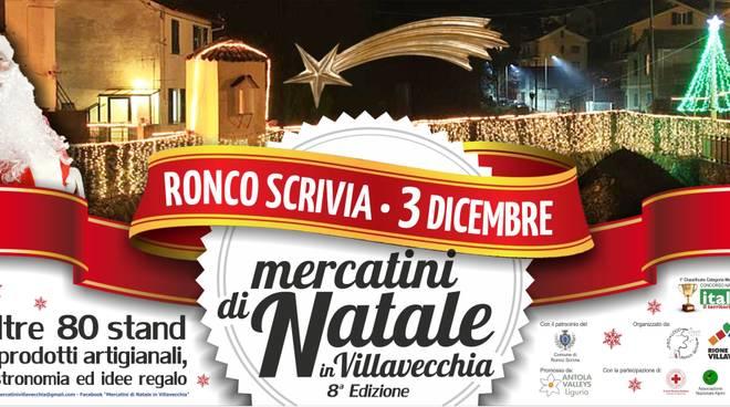 Mercatini di Natale in Villavecchia