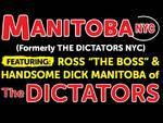 Stasera ai Raindogs di Savona:Manitoba NYC formerly The Dictators NYC live