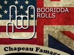 Stasera: Booridda Rolls in concerto allo Chapeau Famagosta di Savona