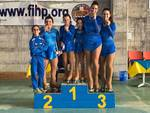 Skate Zinola 2000: 3 ori e un argento al trofeo Dell\'amicizia