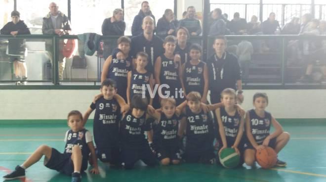 Gli Aquilotti del Finale Basket Club si fanno valere al torneo di Dogliani!