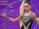 L\' ASD Arte Ginnastica organizza organizza uno stage con l\'Olimpionica Veronica Bertolini