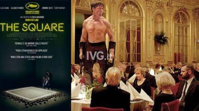 """Nel week-end al NuovoFilmStudio di Savona: proiezione del film \""""The Square\"""""""