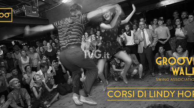 "Tutti i giovedì ""social dance"" lindy hop di Groove Walk al Raindogs House"