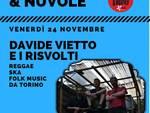 Venerdì sera al Messico e Nuvole di Albenga: DAVIDE VIETTO E I RISVOLTI_live + CENA SOCIALE