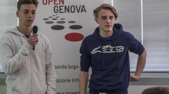 Open Genova e CNOS-FAP insieme al Salone Orientamenti con un progetto per la Scuola Digitale in Liguria