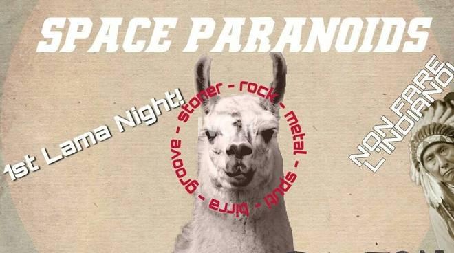 Stasera al Circolo ARCI Brixton di Alassio: V-8 Compressor + Space Paranoids live
