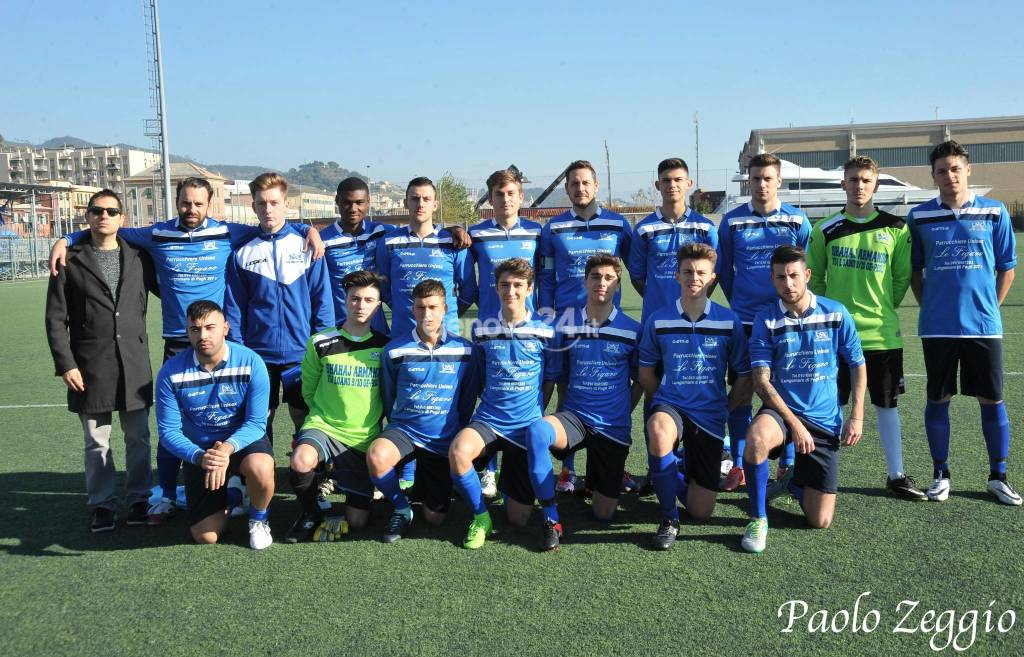 Ceis Genova Sport Ssdarl Vs Lido Square F.B.C. 3° Categoria