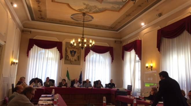 Consiglio comunale Alassio