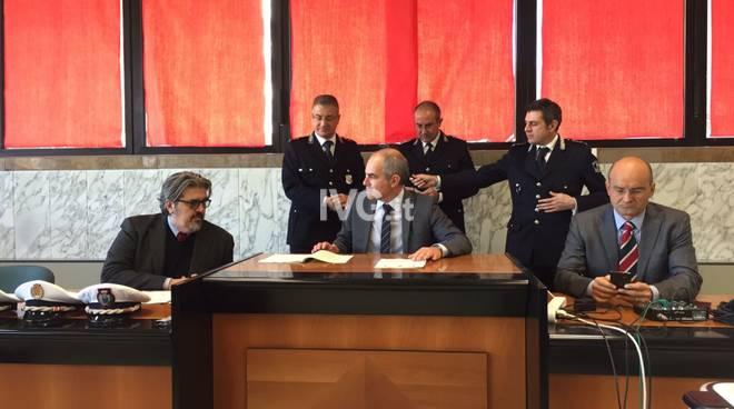 convenzione polizia municipale