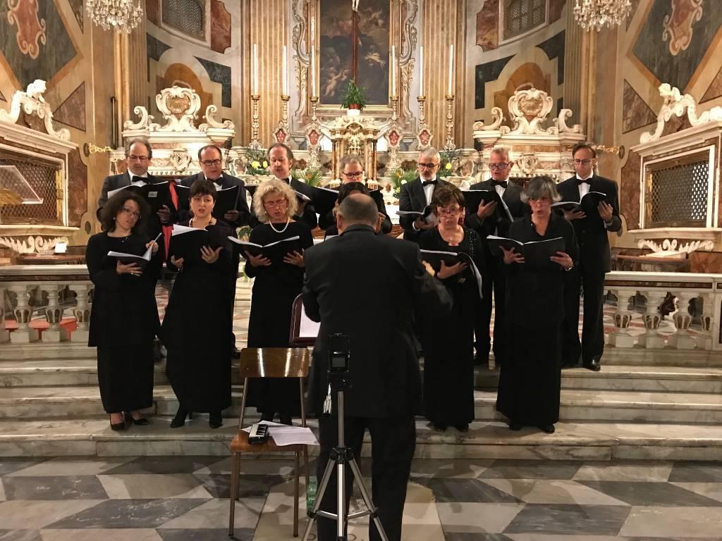 Coro Anton Bruckner Chiesa San Pietro Savona