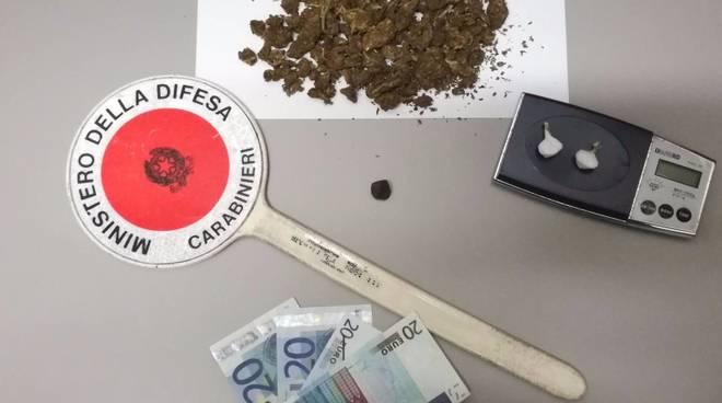 Alassio Controlli Carabinieri