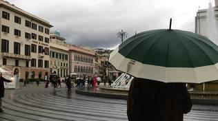 genova pioggia