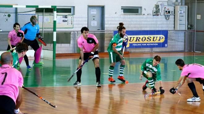 hockey indoor