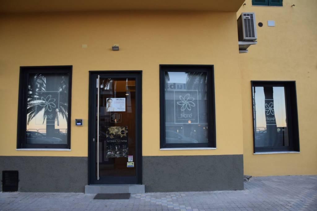 Il centro estetico Tiarè di Pietra Ligure