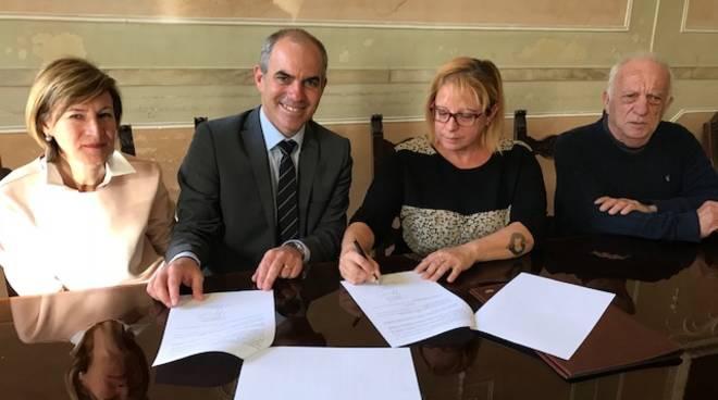 Il protocollo d'intesa tra Comune di Albenga e associazioni dei consumatori