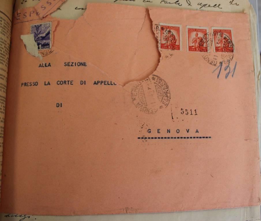 La lettera anonima firmata Veritas