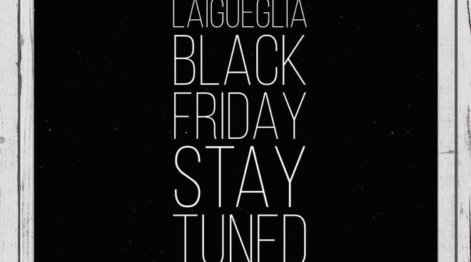 laigueglia black friday