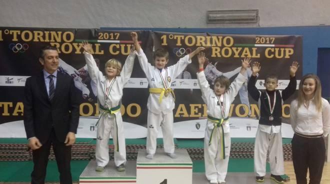 Lanterna Taekwondo Genova