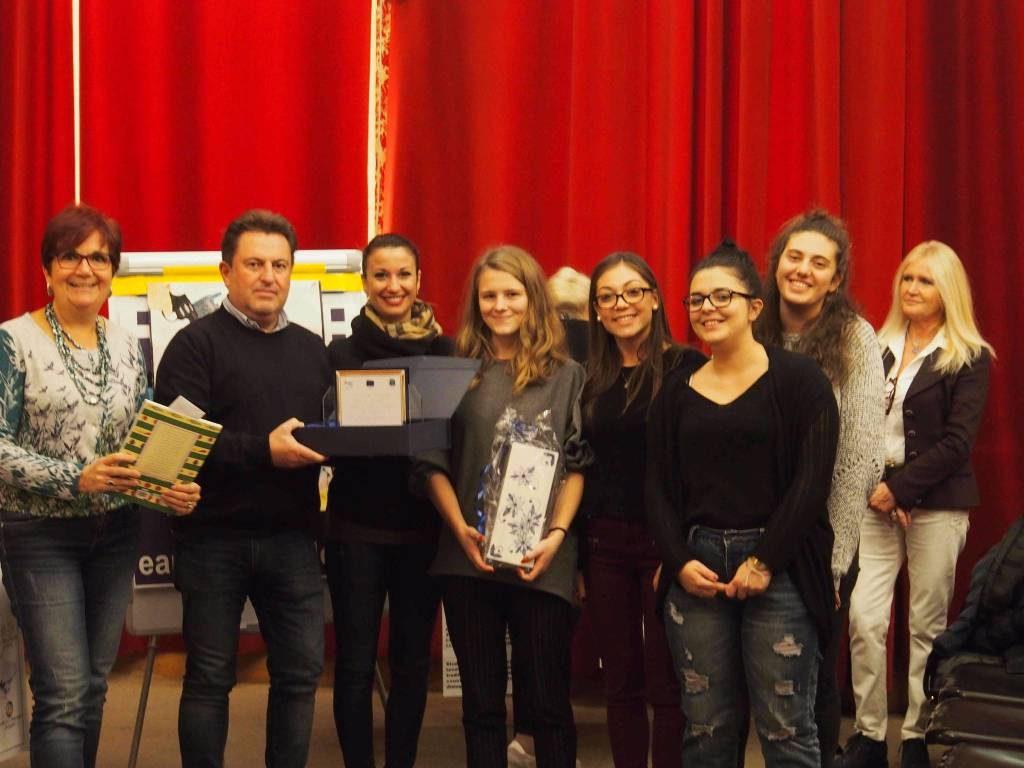 """Le premiazioni del concorso """"Terra Madre"""" a Savona"""