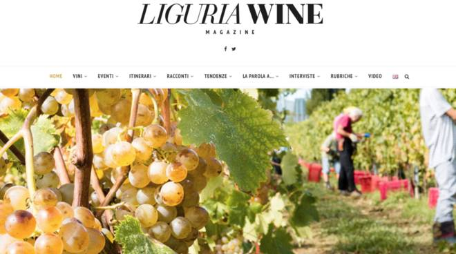 liguria wine magazine