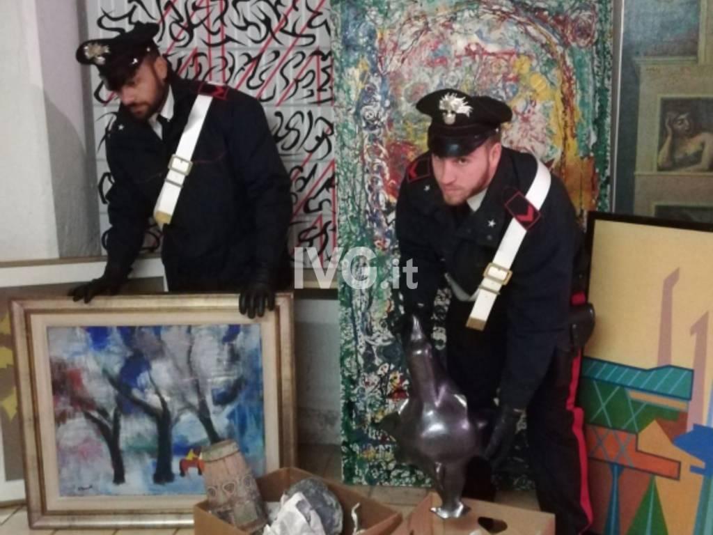 lorenzo zunino opere truffa carabinieri
