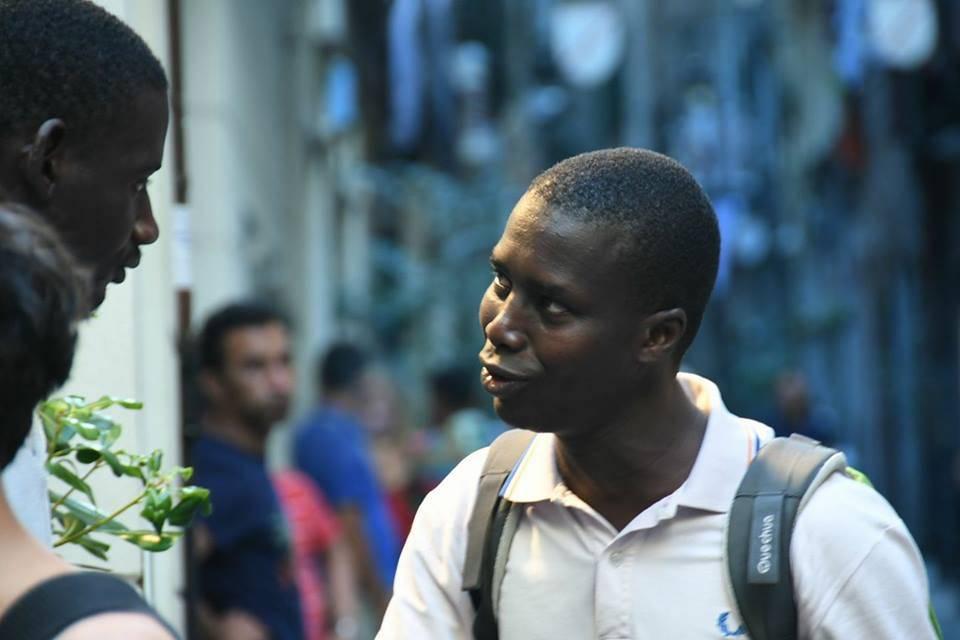 mamadou bousso senegalesi