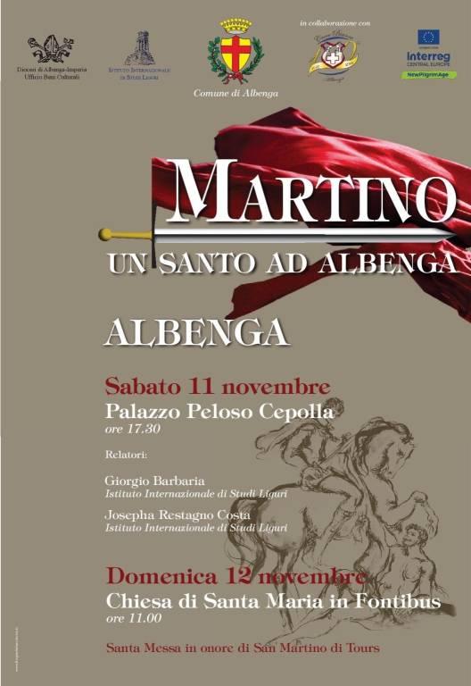 Martino - Un Santo ad Albenga